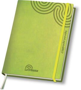 Agenda legale pocket 2017. Ediz. verde acido