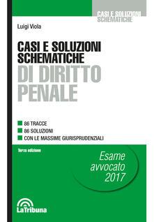 Casi e soluzioni schematiche di diritto penale.pdf