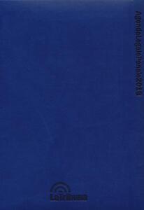 Agenda legale penale 2018. Ediz. blu
