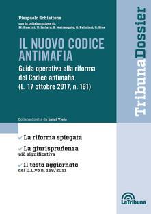 Winniearcher.com Il nuovo codice antimafia. Guida operativa alla riforma del Codice antimafia (L. 17 ottobre 2017, N. 161) Image