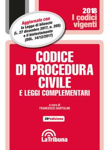 Antondemarirreguera.es Codice di procedura civile e leggi complementari Image