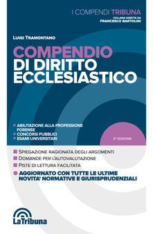 Letterarioprimopiano.it Compendio di diritto ecclesiastico Image