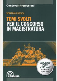 Premioquesti.it Temi svolti per il concorso in magistratura Image