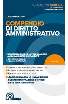 Grandtoureventi.it Compendio di diritto amministrativo Image