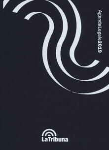 Ristorantezintonio.it Agenda legale pocket 2019. Ediz. blu scuro Image