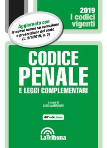 Ilmeglio-delweb.it Codice penale e leggi complementari Image
