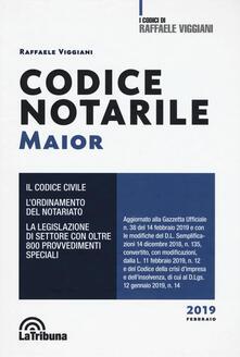 Osteriacasadimare.it Codice notarile. Ediz. maior Image