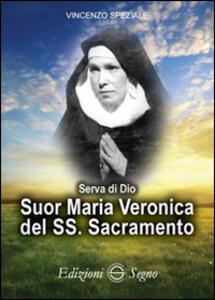 Suor Maria Veronica del SS. Sacramento