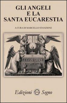 Associazionelabirinto.it Gli angeli e la Santa Eucarestia Image