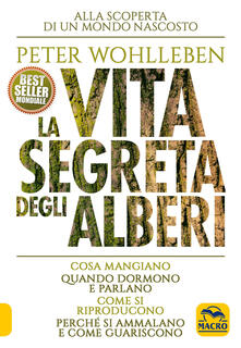 La vita segreta degli alberi - Peter Wohlleben - copertina