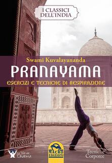 Premioquesti.it Pranayama. Esercizi e tecniche di respirazione Image