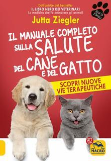 Amatigota.it Il manuale completo sulla salute del cane e del gatto Image