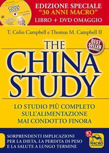 The China study. Il più importante e completo studio su alimentazione e salute. Ediz. speciale. Con DVD video.pdf