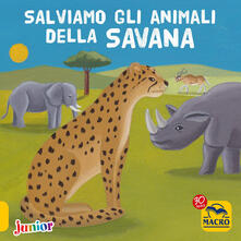 Winniearcher.com Salviamo gli animali della savana Image