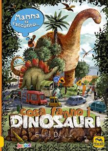 Tegliowinterrun.it Mamma ti racconto... cosa fanno i dinosauri Image
