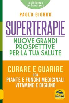 Ristorantezintonio.it Superterapie. Nuove grandi prospettive per la tua salute Image