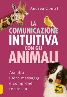 Winniearcher.com La comunicazione intuitiva con gli animali Image