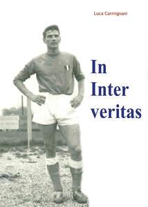In Inter veritas - Luca Carmignani - copertina