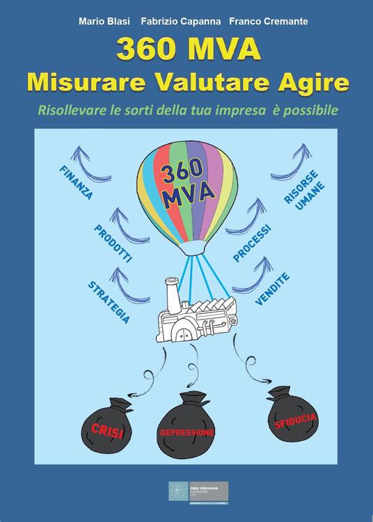 360MVA misurare, valutare, agire - Mario Blasi,Fabrizio Capanna,Franco Cremante - copertina