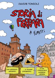 Criticalwinenotav.it Storia di Ferrara a fumetti Image