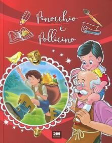 Vitalitart.it Pinocchio e Pollicino. Ediz. a colori Image