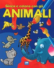 Listadelpopolo.it Gioca e colora con gli animali Image