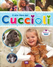 Squillogame.it Il mio libro dei cuccioli. Gioca con i test Image