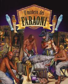 Squillogame.it Il mistero dei faraoni. Ediz. a colori Image