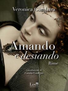 Desiando e amando - Veronica Gàmbara - ebook