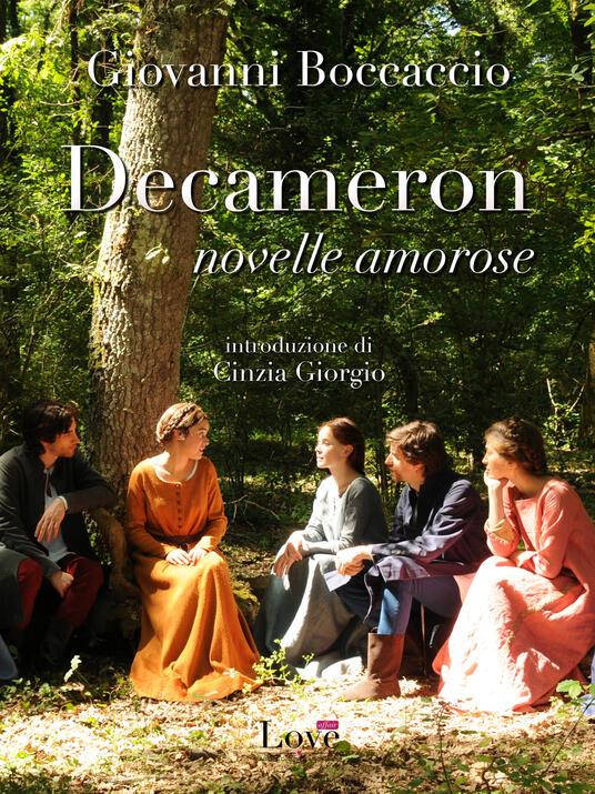 Decameron. Novelle amorose - Giovanni Boccaccio - ebook