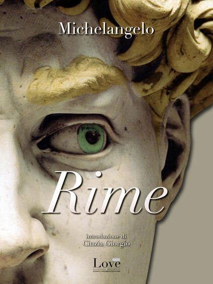 Rime - Michelangelo Buonarroti - ebook