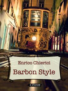 Barbon Style - Enrico Chierici - ebook