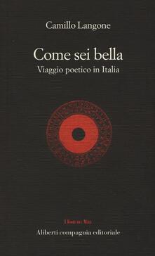 Ipabsantonioabatetrino.it Come sei bella. Viaggio poetico in Italia Image