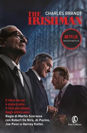 Charles Brandt - The Irishman (2019)