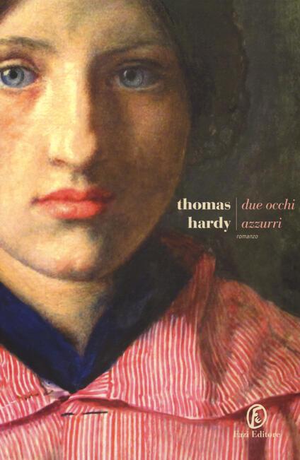 Due occhi azzurri - Thomas Hardy - copertina