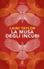 Libro La musa degli incubi Laini Taylor