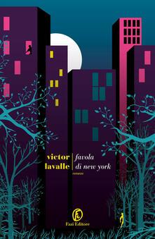 Favola di New York - Victor LaValle - copertina