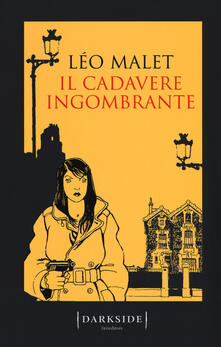Il cadavere ingombrante - Léo Malet - copertina