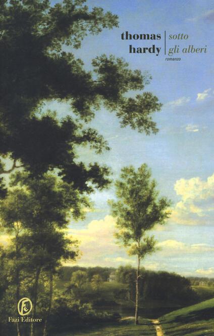 Sotto gli alberi - Thomas Hardy - copertina