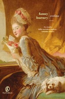 Evelina - Fanny Burney - copertina
