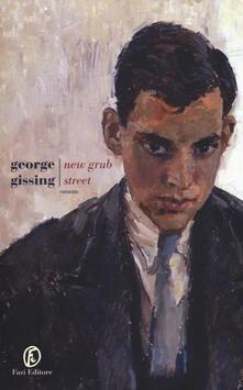 New Grub Street - George Gissing - copertina