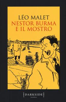 Writersfactory.it Nestor Burma e il mostro Image