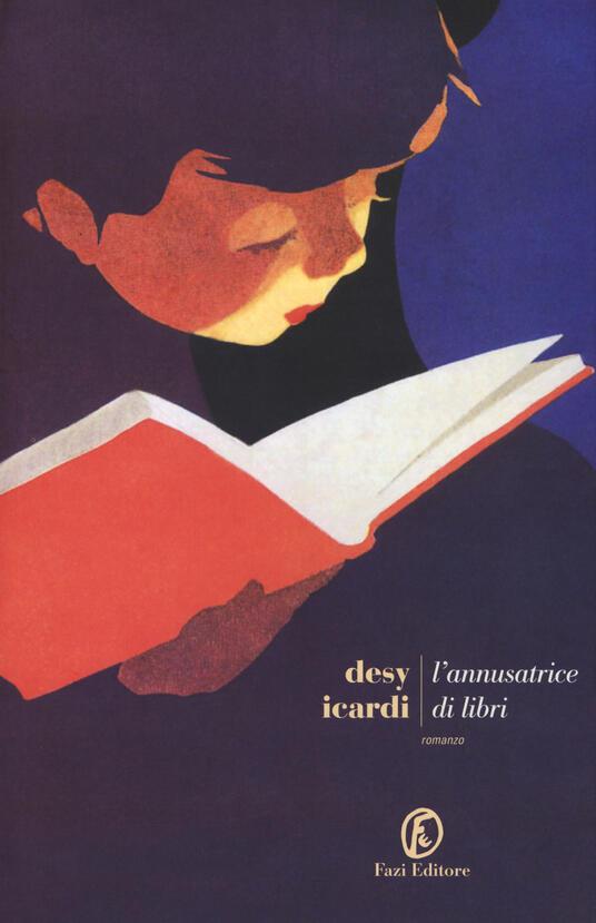 L' annusatrice di libri - Desy Icardi - copertina