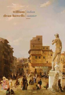 Indian summer - William Dean Howells - copertina