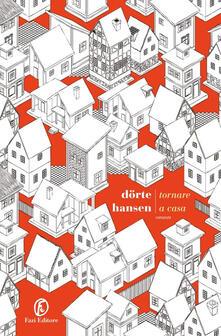Tornare a casa - Dörte Hansen - copertina