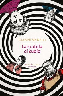 La scatola di cuoio - Gianni Spinelli - copertina