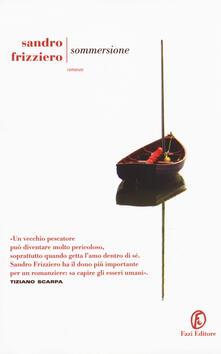 Sommersione - Sandro Frizziero - copertina
