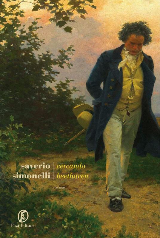 Cercando Beethoven - Saverio Simonelli - copertina