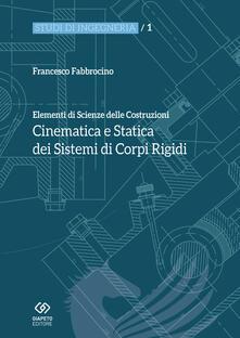 Antondemarirreguera.es Elementi di scienza delle costruzioni. Cinematica e statica dei sistemi di corpi rigidi Image