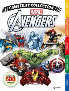 Fondazionesergioperlamusica.it The Avengers. Gamesfiles collection. Con adesivi Image